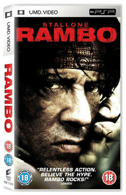 Rambo [UMD Mini for PSP] DVD