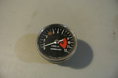 Kawasaki H1 500 Tachometer Gauge Early 1969-71