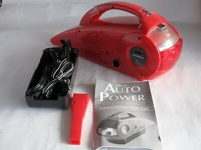 Lentek Auto Power Car Vacuum. New & Unused!