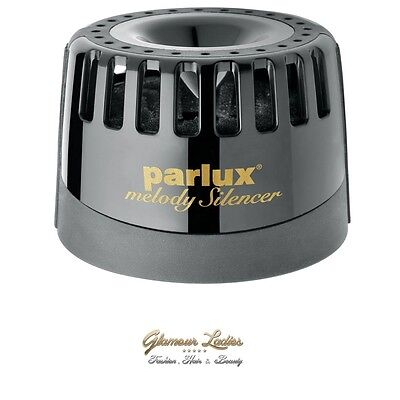 Parlux Melody Silencer Hair Dryer Noise Reduction For Hairdressing Parlux Dryers