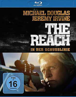 THE REACH - In der Schusslinie - Blu Ray - Neu u. OVP