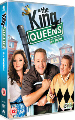The King of Queens: 8th Season DVD (2010) Kevin James cert 12 Quality guaranteed