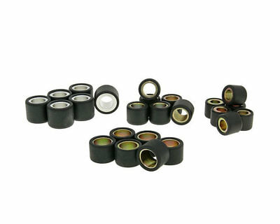 Variator Clutch Rollers 15x12mm Various Weights