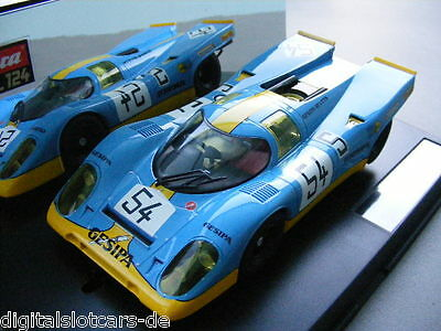 "Carrera Digital 124 23780 PORSCHE 917K ""GESIPA RACING TEAM, NO.54"", 1000km NEU"