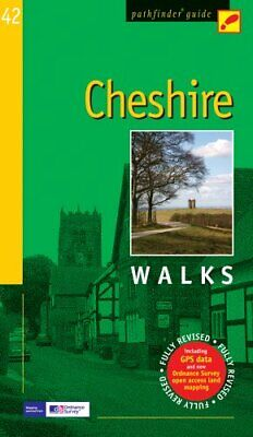 Cheshire: Walks (Pathfinder Guide) by Neil Coates 0711724156
