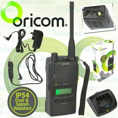 Oricom Uhf5500-1 Hand Held Uhf Cb Radio 80 Channel New Two Way Handheld 5W