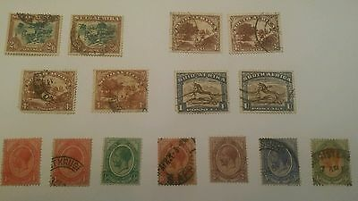 South Africa - Suid Afrika 1927 - 1936 /  Union of South Africa STAMPS