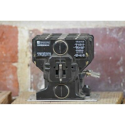 Telemecanique Contactor 2200EB240AA