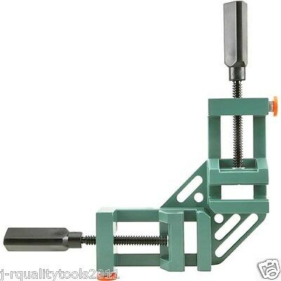 4 Double Mitre Picture Corner Miter Frame Clamp Woodworking Gluing Vise Tool