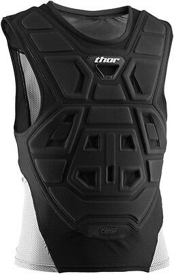 Thor Comp Deflector Covert Under Jersey Roost Protector Guard ALL SIZES
