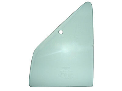 Quarter 1/4 Vent Window Glass Left suitable for Hilux Single or Extra Cab 88-97