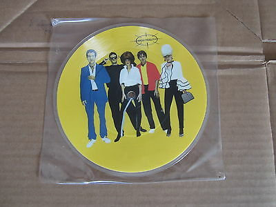 "THE B-52'S Planet Claire / Theres A Moon In The Sky 7"" RARE 1979 UK PICTURE DISC"