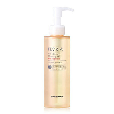 [TONY MOLY] Floria Nutra-Energy Cleansing Oil 190ml rinishop
