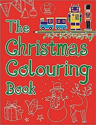 The Christmas Colouring Book, New