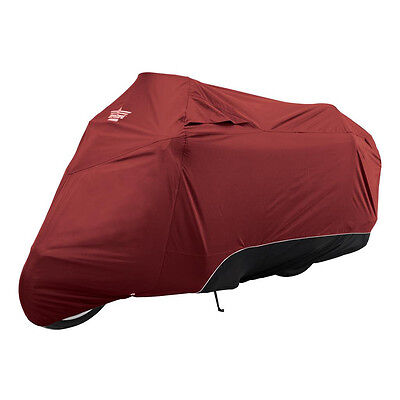 UltraGard Touring Cover Cranberry-Honda Goldwing GL1800 GL1500 GL1200 (4-444AB)