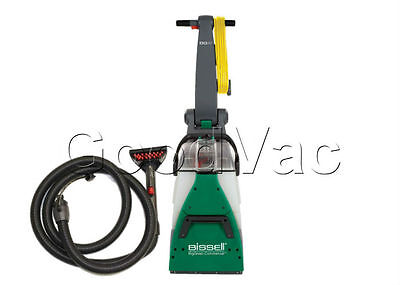 Bissell Big Green Professional Shampooer Extractor w/ Upholstery Attachment Hose