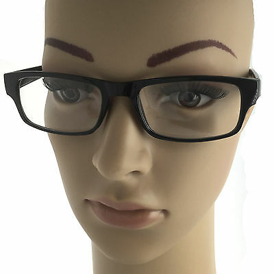 Clear Lens Non Prescription Doctor Dr Who Style Sunglasses Glasses Eye Costume