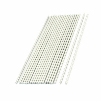 20PCS RC Airplane Car Toy Replacement Round Rods 100mm x 1.9mm