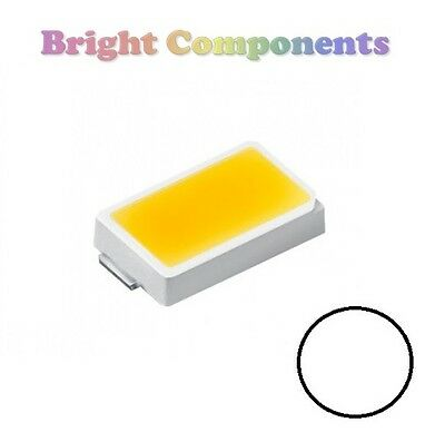 10 x White 5630/5730 LED (SMD SMT) - Ultra Bright - 0.5W - UK - 1st CLASS POST