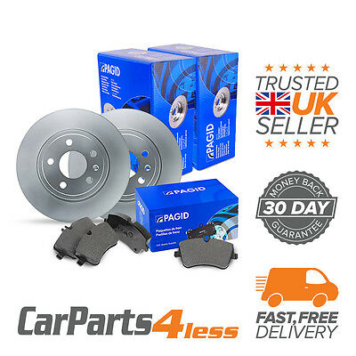 Ford Mondeo MK3 Estate BWY - Pagid Front Brake Kit 2x Disc 1x Pad Set Bosch
