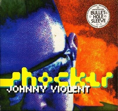 JOHNNY VIOLENT shocker MOSH 153 earache 1996 DOUBLE LP PS EX/EX