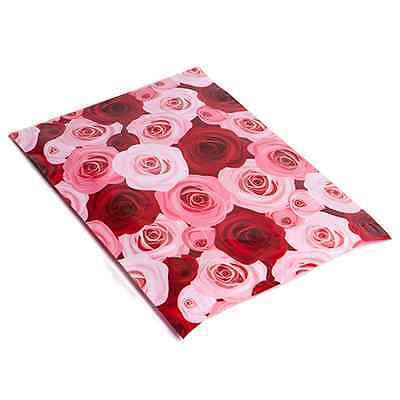 1000 10x13 PINK & Red Roses Designer Mailers Poly Shipping Envelopes Boutique