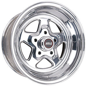 Weld Racing Pro Star Wheel 15x8 in 5x4.75 in BC P/N 96-58278