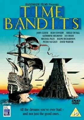 Time Bandits DVD (2006) Craig Warnock, Gilliam (DIR) cert PG Fast and FREE P & P