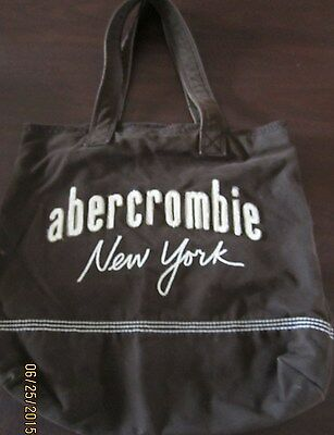 abercrombie NY tote bag