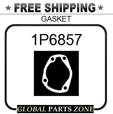 1P6857 - GASKET 4M4549 for Caterpillar (CAT)