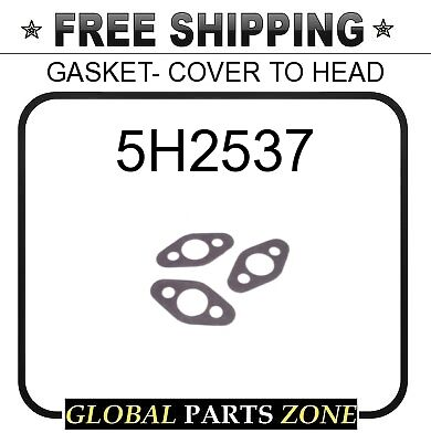 5H2537 - GASKET- COVER TO HEAD 6H2007 for Caterpillar (CAT)
