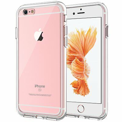JETech Case for Apple iPhone 6 Plus 6s Plus Shock-Absorption Bumper Cover Clear