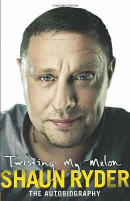 Twisting My Melon: The Autobiography, Ryder, Shaun Book The Cheap Fast Free Post