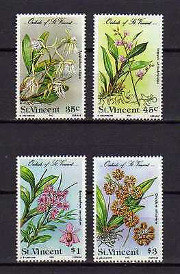 16178) ST. VINCENT1985 MNH** Nuovi** Orchids - Orchidee