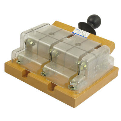 3 Pole 380V 200A Power Circuit Safety Electric Closing Switch