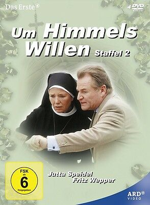 Um Himmels Willen - Staffel 2 * NEU OVP * 4 DVDs