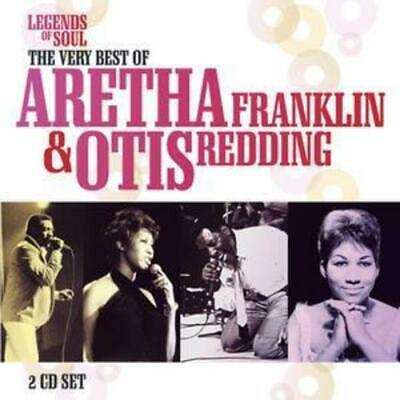 Aretha Franklin : Legends of Soul - The Very Best Of CD 2 discs (2005)