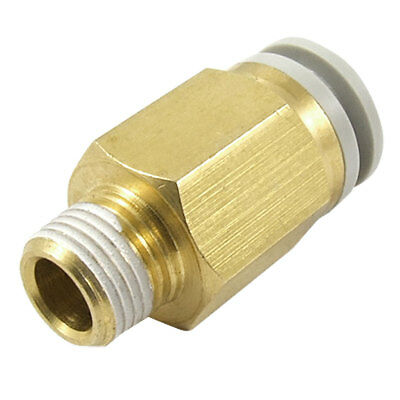 """3/8"""" Male Thread One Touch Push In Pneumatic Quick Coupling for 5/16"""" Air Tube"""
