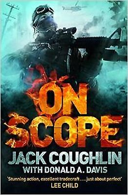 On Scope by Jack Coughlin, Donald A. Davis (Paperback) New Book