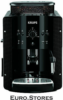 Krups Bean to Cup EA8108 Espresso Coffee Machine Soft Black EA 8108 Genuine NEW