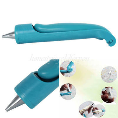 Pastry Icing Piping Bag Nozzles Chocolate Cake Decorating Pen Kitchen DIY Tools