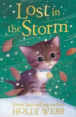 Lost in the Storm by Holly Webb, Book, New (Paperback)