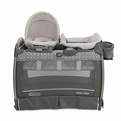 Graco Pack n Play BABY PLAY YARD, Nuzzle Nest Sway Seat BABY PLAYPEN, Finland