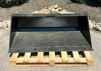 "New 60"" Skid Steer/Tractor 5' Bucket -Bobcat, Case, Cat, John Deere & more"