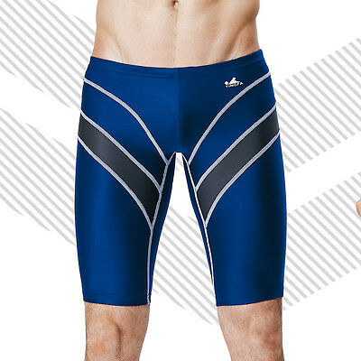02b5e0dc9a Boy Mens Racing Racer Swim Swimming Trunks Shorts Jammers Fina Approved