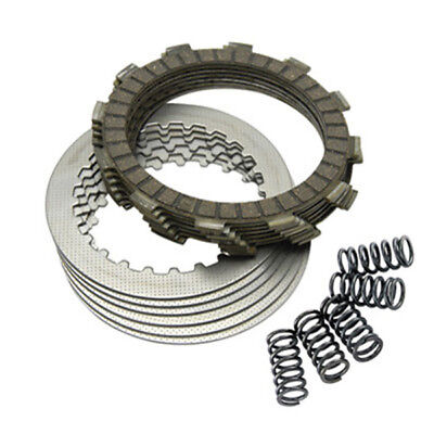 Tusk Clutch Kit with Heavy Duty Springs for Honda CRF250 R CRF250R 2004 - 2009 0