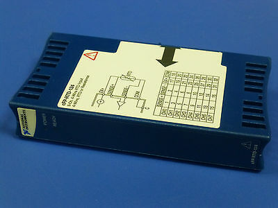 National Instruments cFP-RTD-124 8ch Temperature Module, Compact FieldPoint