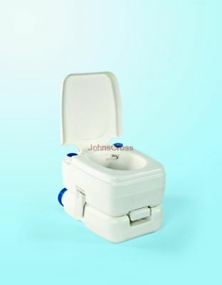 Portable Toilet Flush Fiamma Bipot 34 Camping Fishing Or Home  Motorhome/camper