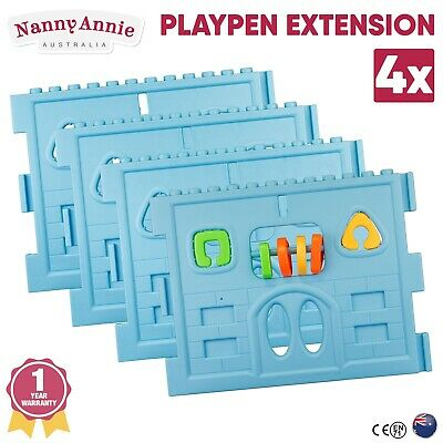 Baby Playpen Extension for Interactive Baby Play Room