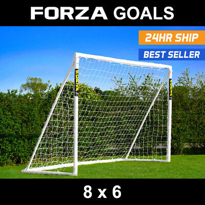 8' x 6' FORZA Football Goal - The Ultimate Football Goal Post **Free Delivery**